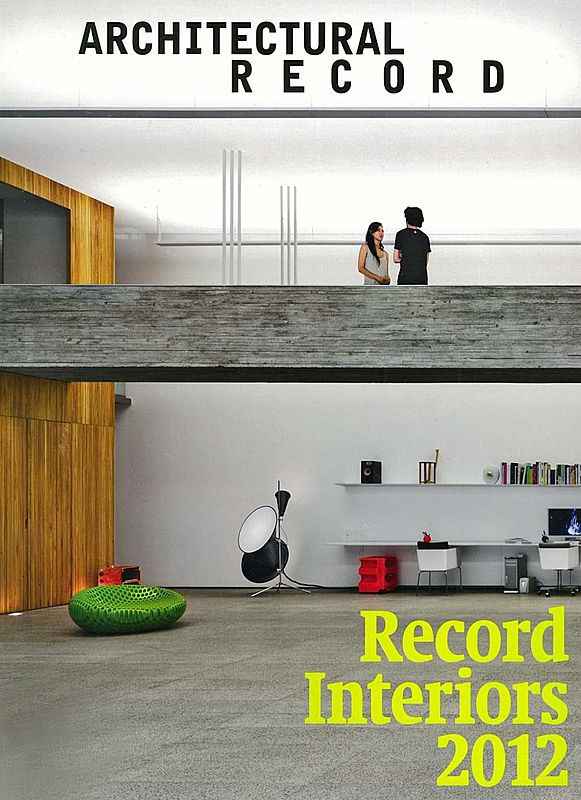 2012.09 Architectural Record, USA73rd Street Penthouse, New York City